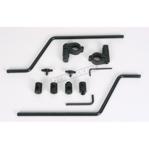 Slip Streamer Replacement Hardware Kit for Universal Windshield - A-8