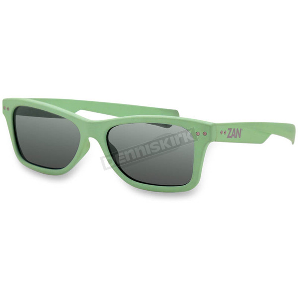 Bobster Mint Trendster Sunglasses w/Smoked Lens - EZTN03