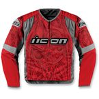Red Overlord Sportbike SB1 Jacket - 2820-2357