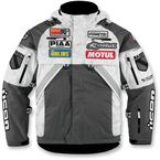 Gray Patrol Raiden Waterproof Jacket - 2820-2447