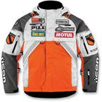 Orange Patrol Raiden Waterproof Jacket - 2820-2454