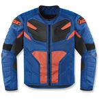 Blue Overlord Resistance Jacket - 2820-2663