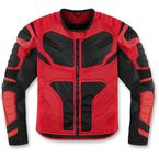 Red Overlord Resistance Jacket - 2820-2673