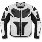 White Overlord Resistance Jacket - 2820-2678