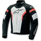 Black/White/Red T-GP Pro Jacket - 3305014-123-L