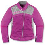 Womens Purple Hella2 Jacket - 2822-0584