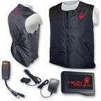 Heated Vest w/ Controller Kit, Battery Pack & Charger - 210154
