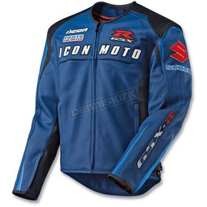 Icon Suzuki Automag Hero Jacket - 2810-1491