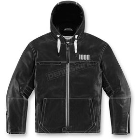 Icon Black The Hood Jacket - 2810-2550