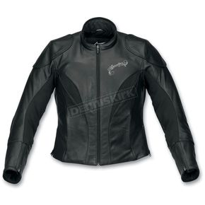 Alpinestars Womens Stella Tyla Leather Jacket - 311559-10-40