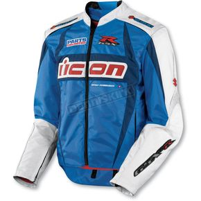 Icon Mens Suzuki Arc Jacket - 28201329