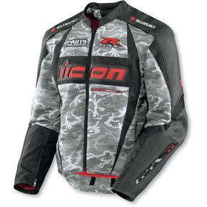 Icon Mens Suzuki Arc Jacket - 2820-1330