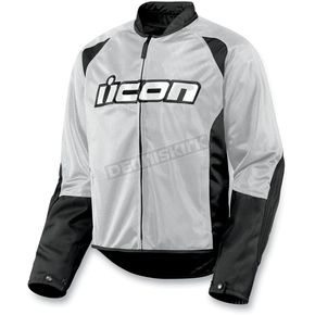 Icon White Hooligan 2 Jacket - 2820-1915