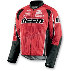 Icon Red Hooligan 2 Threshold Jacket - 2820-2008