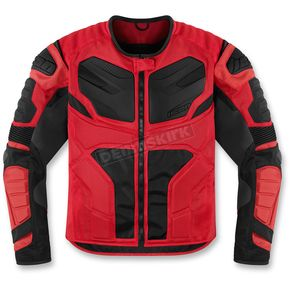 Icon Red Overlord Resistance Jacket - 2820-2673