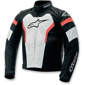 Alpinestars Black/White/Red T-GP Pro Jacket - 3305014-123-4X