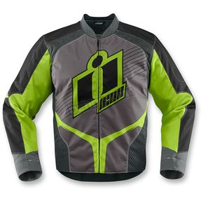 Icon Green Overlord 2 Jacket - 2820-3112