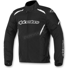 Alpinestars Black Gunner Waterproof Jacket - 3206815-10-L