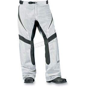 Icon White Hooligan 2 Mesh Pants - 28210401