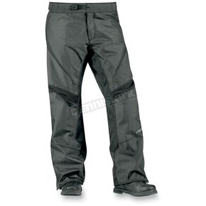 Icon Black Overlord Pants - 2821-0409