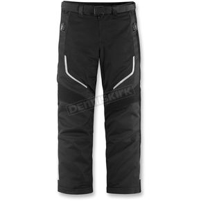 Icon Black Citadel Pants - 2821-0601