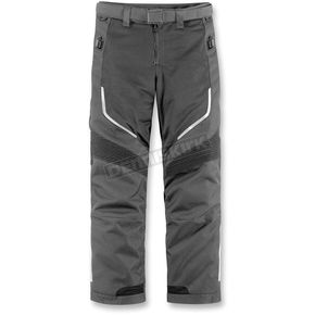 Icon Charcoal Citadel Pants - 2821-0605