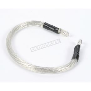 Drag Specialties Clear 14 in. Battery Cable - 78-114