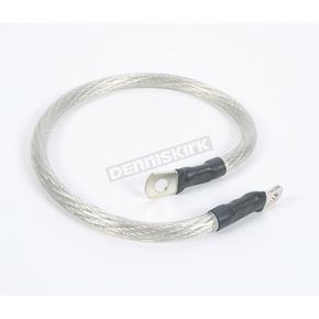 Drag Specialties Clear 19 in. Battery Cable - 78-119
