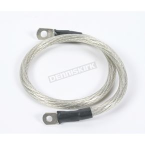 Drag Specialties Clear 23 in. Battery Cable - 78-123