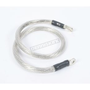 Drag Specialties Clear 33 in. Battery Cable - 78-133