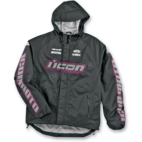 Icon Womens PDX Rain Jacket - 2822-0231