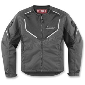 Icon Charcoal Citadel Jacket - 2822-0535