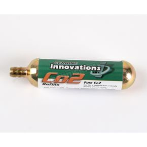 Genuine Innovations Threaded CO2 Cartridge - 2160