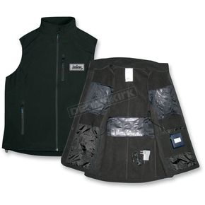 Battery Powered Heated Vest - 5627-BK-L