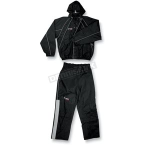 Frogg Toggs Outerwear Black Toadz H-Toadz Rain Suit - NT1032201SM