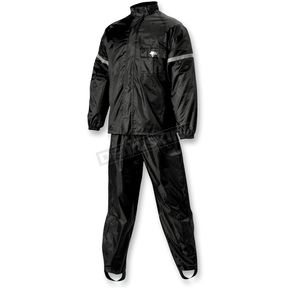Black WP-8000 Weather Pro Rain Suit