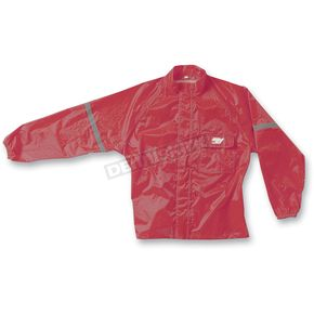 Nelson-Rigg Red WP-8000 Weather Pro Rain Suit - WP8000RED05-XX