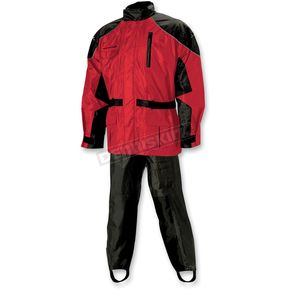 Nelson-Rigg Red AS-3000 Aston Rain Suit - AS3000RED063XL