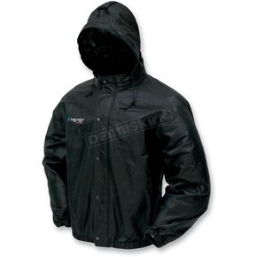 Frogg Toggs Black Pro Action Rain Jacket - PA63102013X