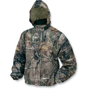 Frogg Toggs Outerwear Realtree All Purpose Pro Action Camo Rain Jacket - PA63102-53MD