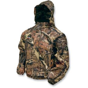 Frogg Toggs Mossy Oak Breakup Infinity Pro Action Camo Rain Jacket - PA63102-60MD