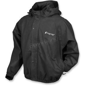 Frogg Toggs Black Pro Action™ Rain Jacket - PA63122-01XL