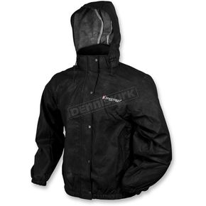 Frogg Toggs Womens Black Pro Action™ Rain Jacket - PA635522-01SM