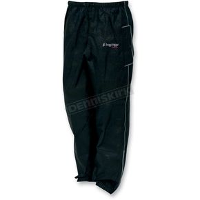 Frogg Toggs Outerwear Black Road Toad Rain Pants - FT83132-01LG