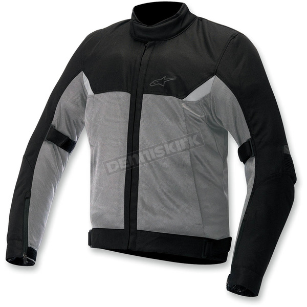 Alpinestars Black/Anthracite Quasar Jacket - 3303514-104-2X