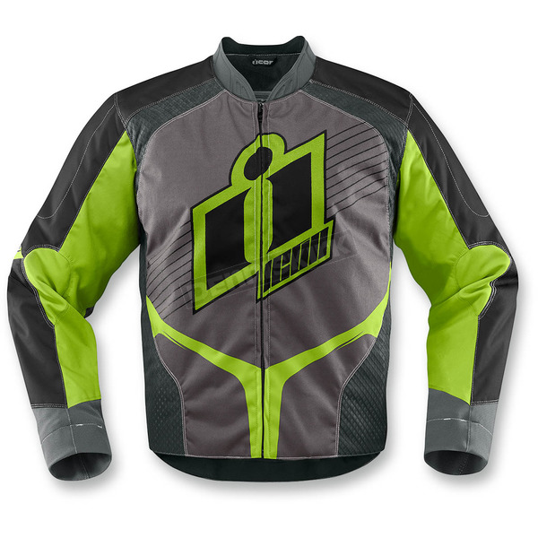 Icon Green Overlord 2 Jacket - 2820-3114