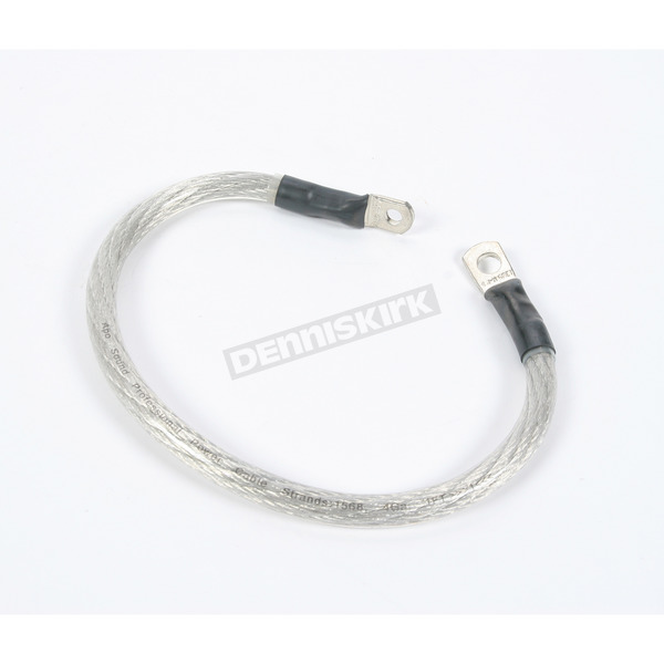 Drag Specialties Clear 16 in. Battery Cable - 78-116
