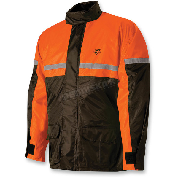 Nelson-Rigg Orange SR-6000 Storm Rider 2-Piece Rainsuit  - SR6000ORG01SM