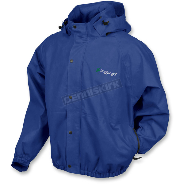 Frogg Toggs Royal Blue Pro Action™ Rain Jacket - PA63122-12MD