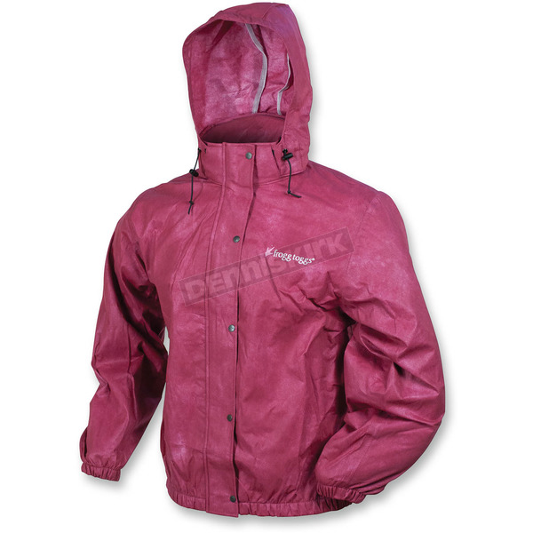 Frogg Toggs Womens Cherry Pro Action™ Rain Jacket - PA635522-15XX
